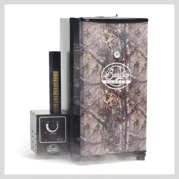Bradley Realtree Camo Smoker 4 Rack