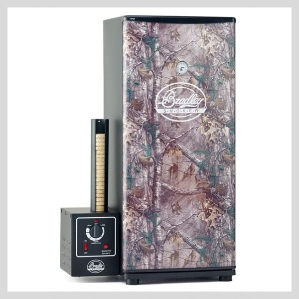 Bradley Realtree Extra Large Camo Smoker 6 Rack